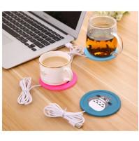 USB heating pad for mug - Totoro or Panda