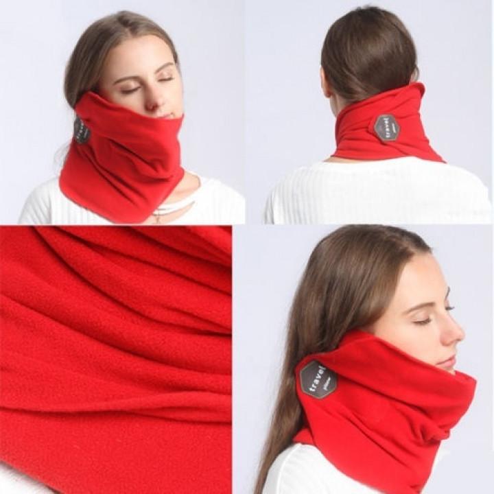 Travel pillow - scarf Trtl Travel Pillow