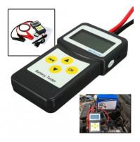 USB Car Battery System Tester Car Analyzer - Measures voltage, capacity, starter performance and alternator
