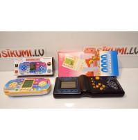 Handheld Developing Game Tetris - Brick Game