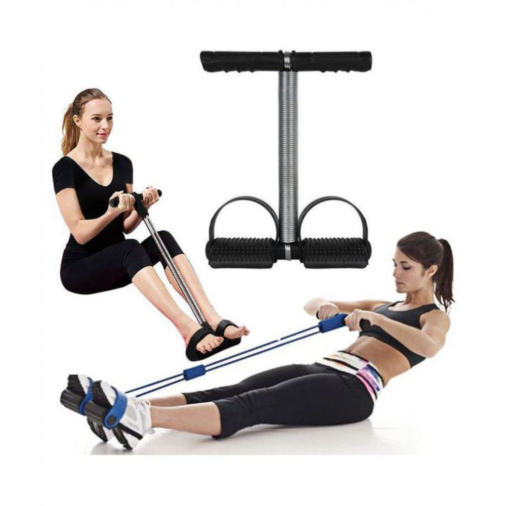 Exercise machine - expander for muscles of arms, abdomen and back Tummy Trimmer