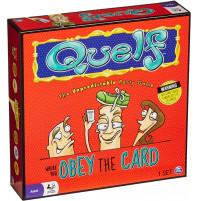 Quelf Party Board Game