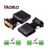 Video Adapter VGA to HDMI 1080P