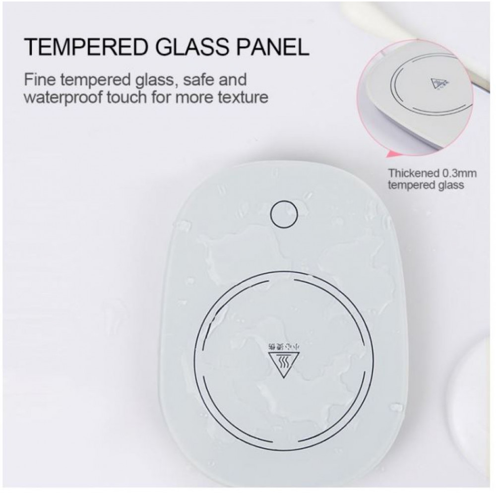 Automatic USB Touch Moisture Proof Warmer Cup Holder 110V Hi-Tech Home Touch