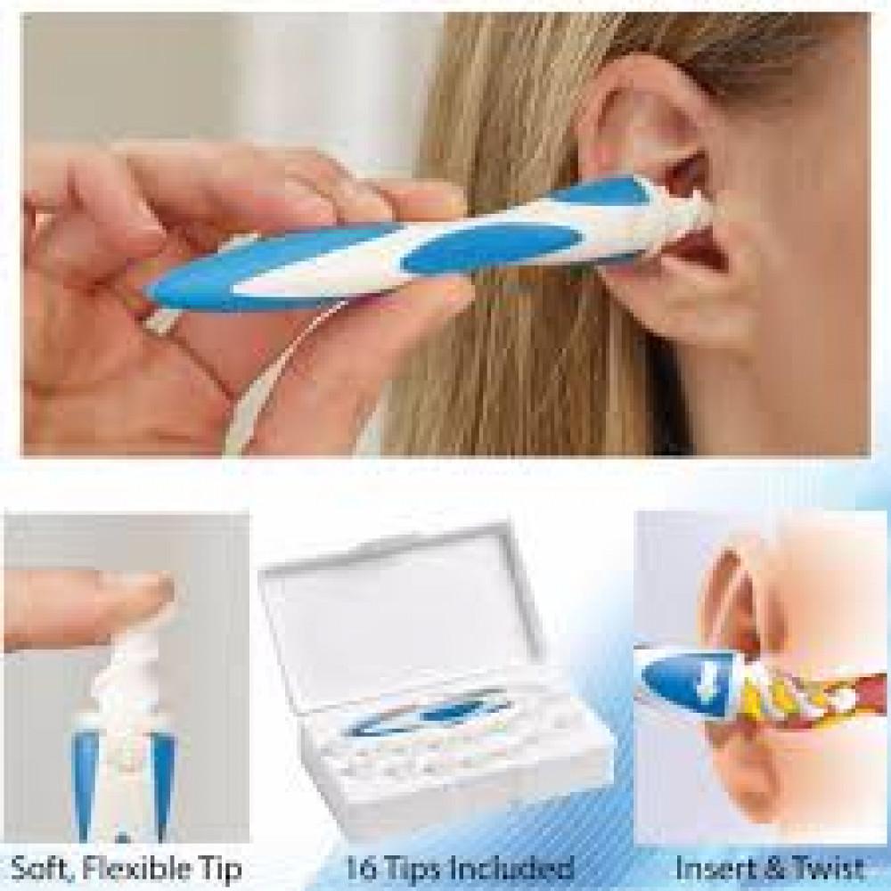Ierīce drošai ausu tīrīšanai
