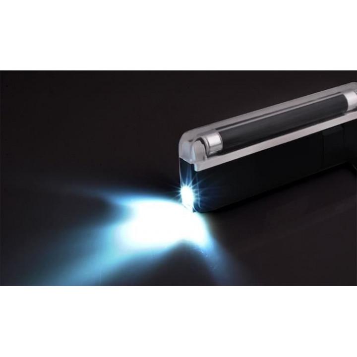 Banknotes Cash UV Tester and bright LED flashlight