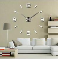 3D effect wall clock
