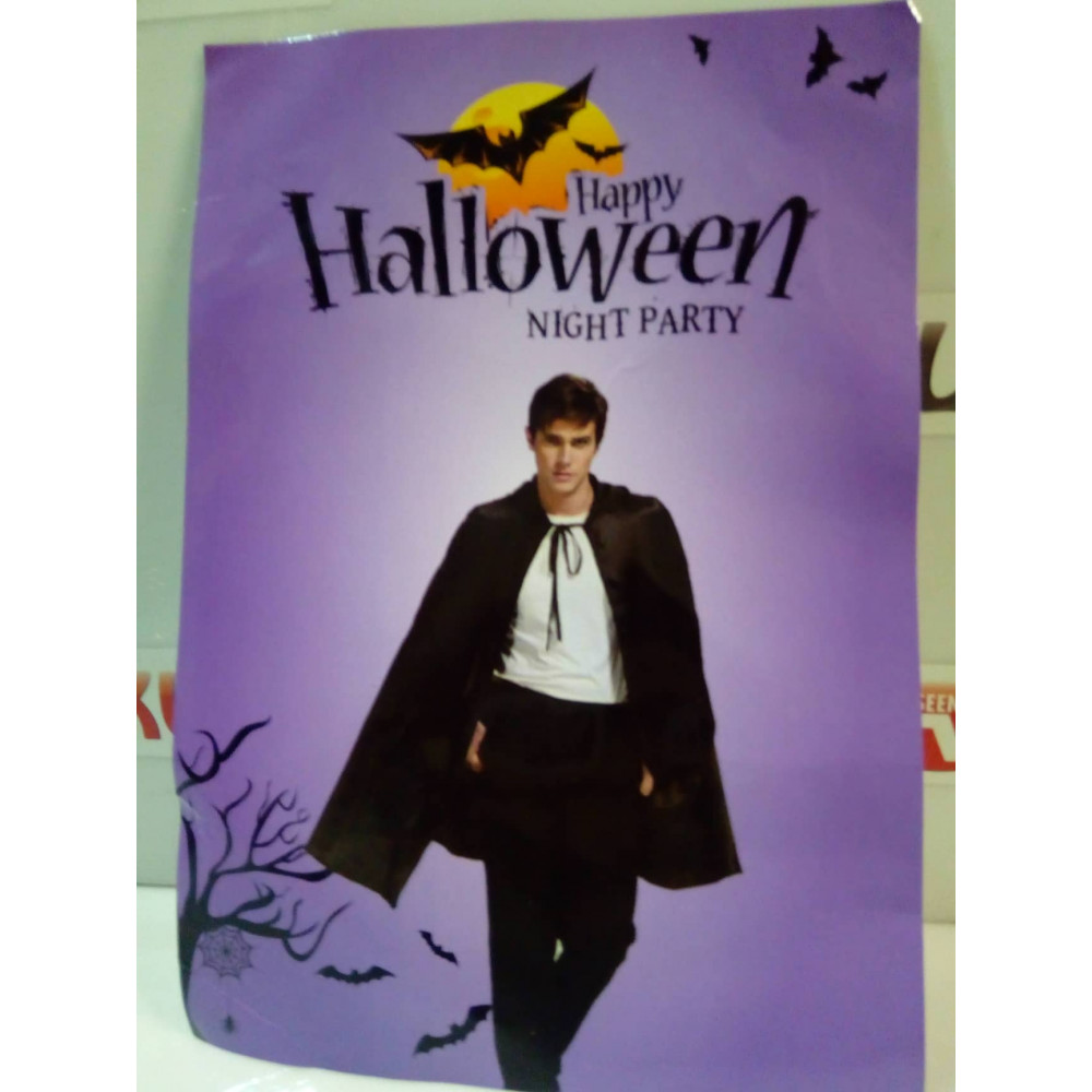 Cape of the Vampire / Graf Drakula, Halloween carnival costume