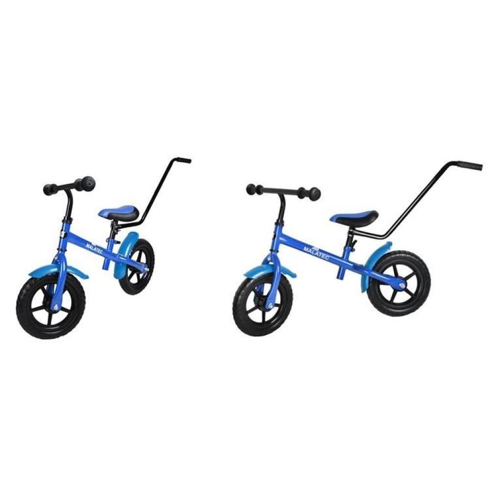 Extra parental safety handle for kids bike