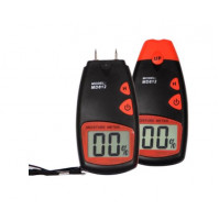 Digital needle-type device for measuring moisture in wood and building materials, moisture meter MD812