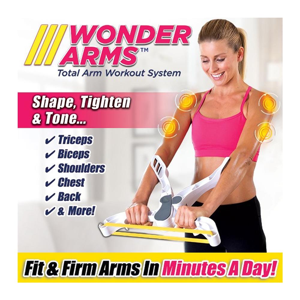 Wonder Arms Handheld Dynamic Variable Load Resistance Band