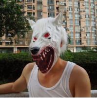 Augstas kvalitātes Baltā Vilka maska no Troņu Spēlēm