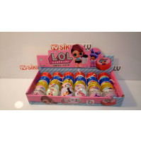 Toy for developing skills and coordination - Yoyo from dolls LOL