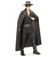 Men's Zorro Costume for Parties and Carnivals