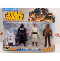 Collectible Figurine Game Set - Star Wars
