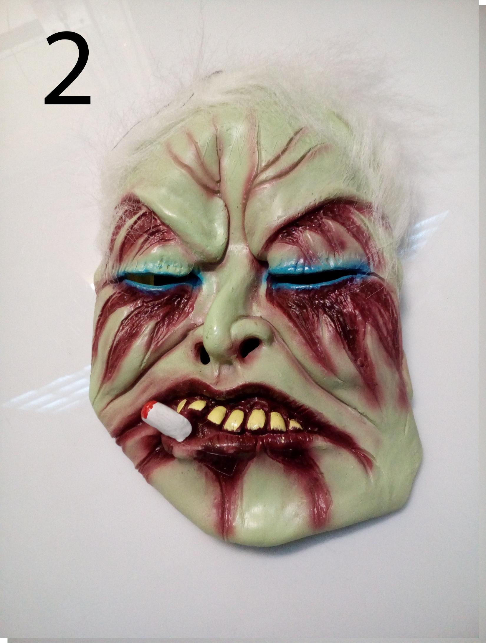Smoker mask face